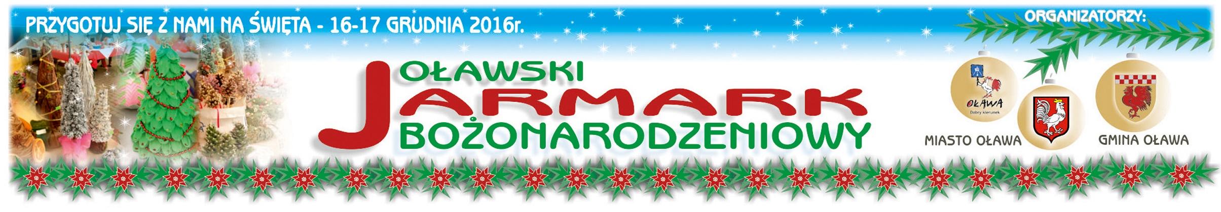 Oławski Jarmark Bożonarodzeniowy
